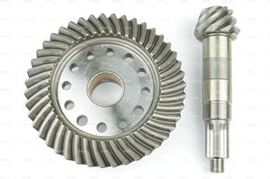 Multicar Tremo Kegelradsatz Bevel Gear Set
